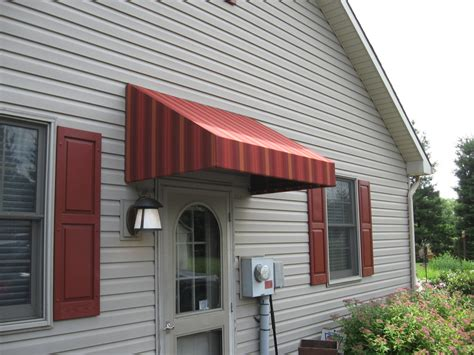 window hoods awnings door hoods kreider s canvas service inc
