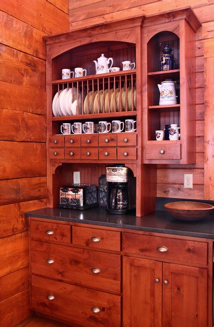 westwind woodworkers retreat rustic kitchen other by westwind