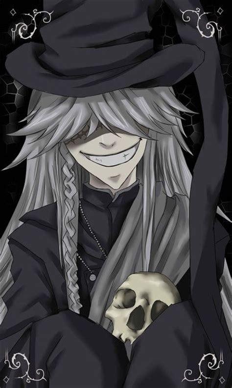 Komik Anime Black Butler Kuroshitsuji Vol 16 undertaker black butler undertaker by toadysplatch on deviantart kuroshitsuji