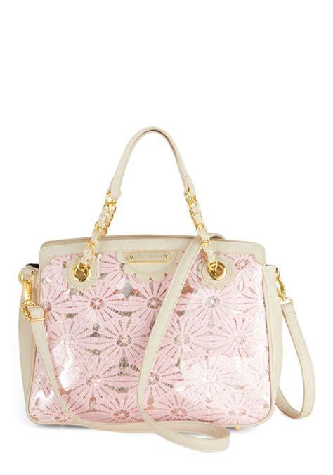 betsey johnson a field handbag