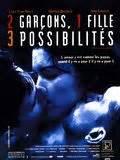 film romance universitaire 2 gar 231 ons 1 fille 3 possibilit 233 s film 1993 allocin 233