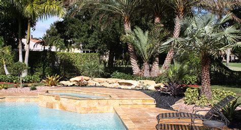 Landscape Ideas In South Florida South Florida Residential Landscaping Home Landscaping