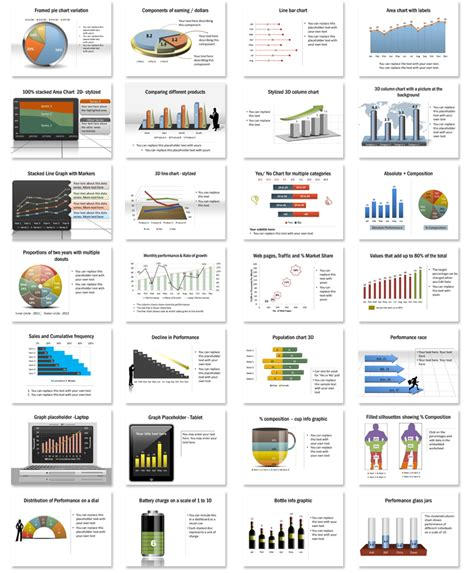 infographic template powerpoint infographics