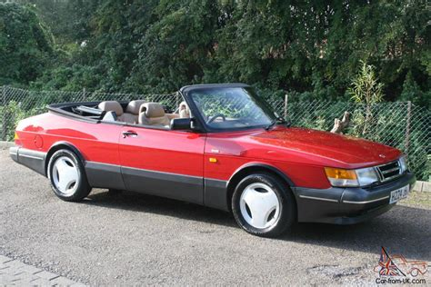 saab 900 convertible saab 900 turbo 16v convertible auto