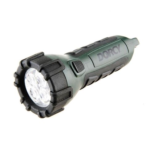 Led Waterproof waterproof 4 led flashlight dorcy international inc 41 2512 flashlights lanterns cing
