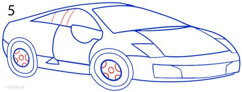 How To Draw A Lamborghini Step By Step How To Draw A Lamborghini Step By Step Pictures Cool2bkids