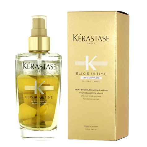 Kerastase Exilire Ultime 100ml k 233 rastase elixir ultime bi phase spray 100 ml elixir