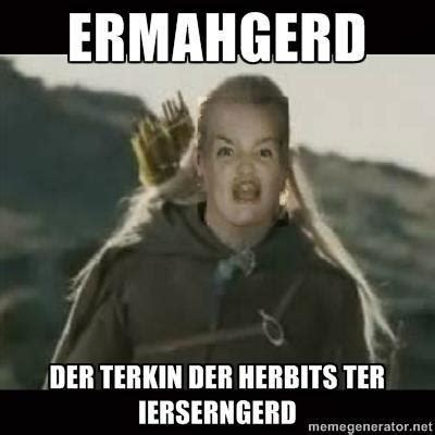 Lotr Meme - the 9 best lord of the rings memes paperblog