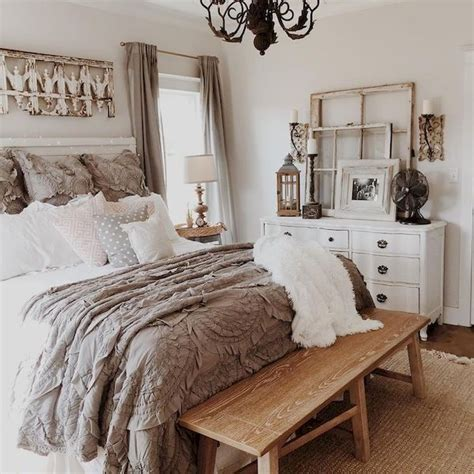 comfy bedroom with rustic modern decor idea mix the new 60 warm and cozy rustic bedroom decorating ideas cozy