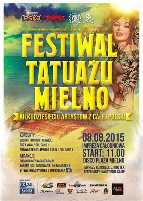 yakuza tattoo bydgoszcz festiwal tatuażu w mielnie ekoszalin pl