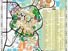 college of central florida map teachme2009 ucf cus map