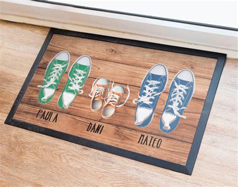 felpudo zapatillas - Felpudo Zapatillas