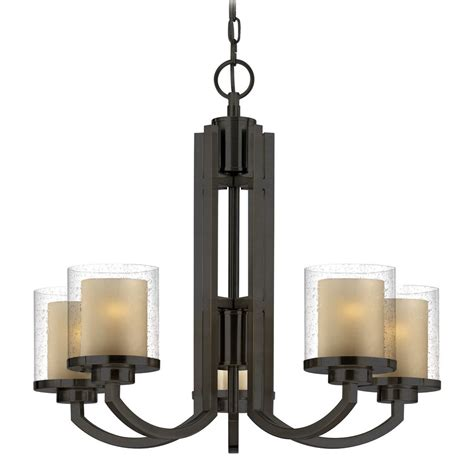 Modern Bronze Chandelier Modern Chandelier With Glass In Bolivian Bronze Finish 2950 78 Destination Lighting