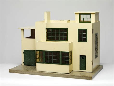 art deco dolls house art deco doll house wood toys pinterest