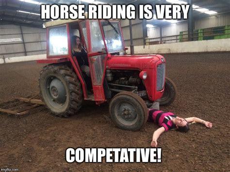 Tractor Meme - yard politics imgflip