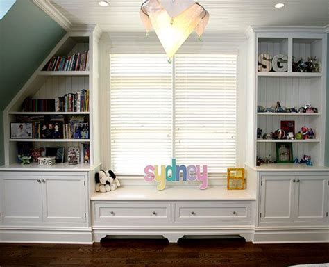 shelves around bed bedrooms pinterest girls built built in shelves around a window shelves around a window