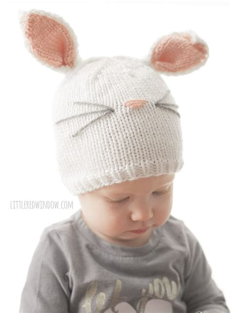 baby bunny hat knitting pattern baby bunny hat knitting pattern window