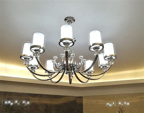 How Many Lights For Dining Room Chandelier