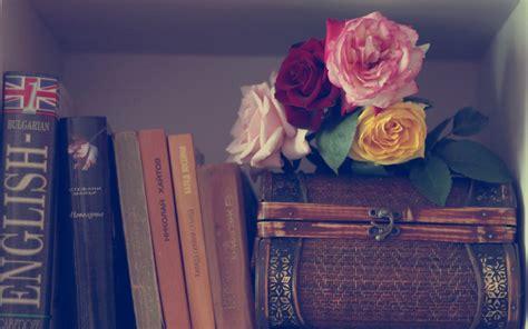 roses books mood book flower wallpaper 1680x1050 23272