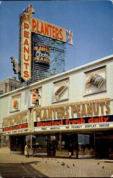Planters Peanut Factory planter s peanut factory mr peanut