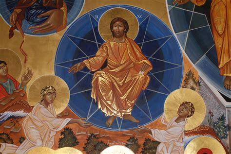 neuhaus len an excellent sermon for the feast of the ascension