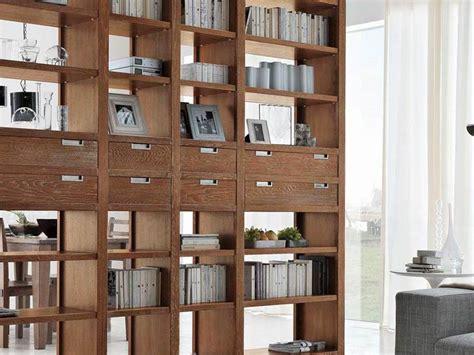 libreria divisoria bifacciale libreria bifacciale di devina nais