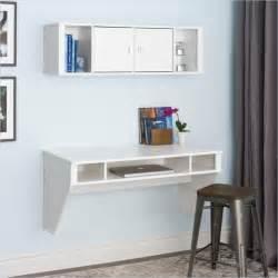 bureau suspendu 25 exemples de petits meubles pratiques