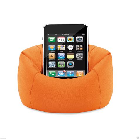 phone couch bean bag sofa chair mobile phone holder to fit all brands