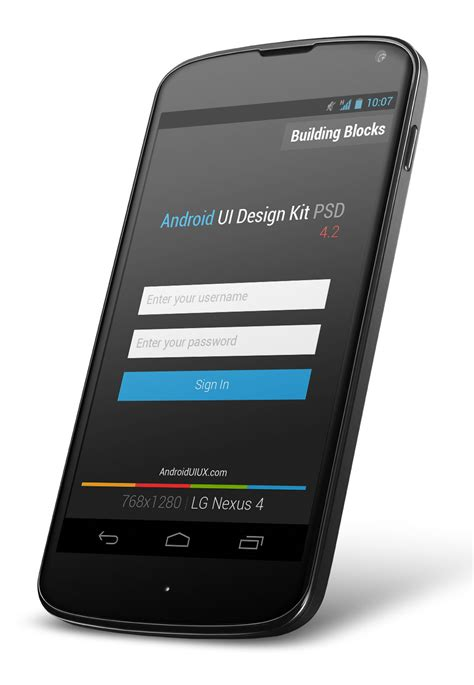 android mockup nexus screen android ui design kit psd mockups psd mockups