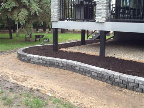 brick flower bed brick pathway flower beds