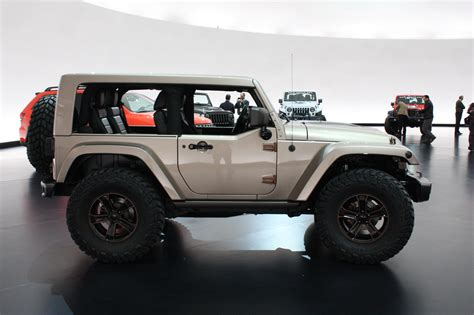 future jeep wrangler concepts jeep wrangler flattop concept photo gallery autoblog