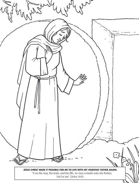 lds coloring pages repentance latter day saints coloring pages lds coloring pages