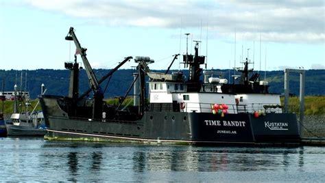 destination crab boat crew names fv time bandit wikipedia