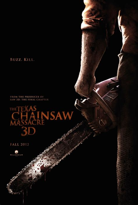 The Greatest Reason To See Texas Chainsaw 3d A Clever Tagline Is Best Part Of Texas Chainsaw Massacre