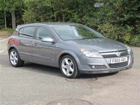 2005 Vauxhall Astra Photos Informations Articles