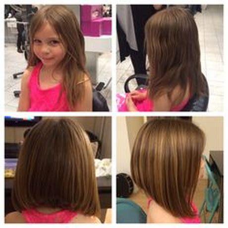 kids angle haircut little girl layered haircuts