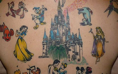disney tattoo fail 12 disney tattoo fails that seriously can t be topped