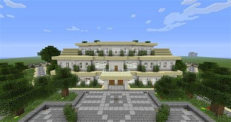 epic modern homes minecraft project