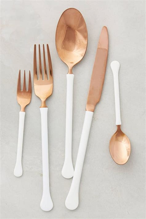 beyond the silver spoon flatware trends for the modern table