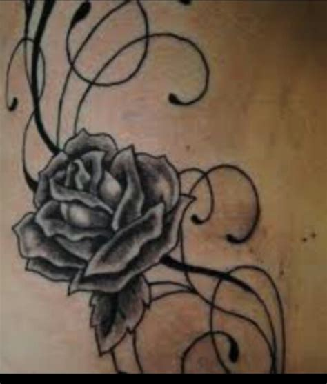 rose vine tattoos on side 34 best images about tattoos on