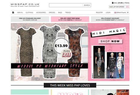 Clothing Websites Fashion E Commerce Website Design From Northwest