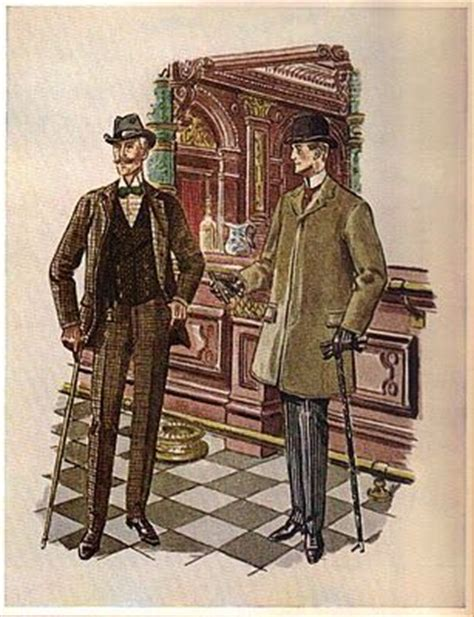 85 best images about theater 1890's men's fashion on