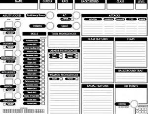 Dungeons And Dragons Character Builder » Home Design 2017