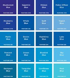 types of blue colors this is the largest list of different blue shades hues