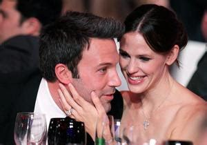 Affleck Regrets Engagement by Garner Regrets Getting Married In 20s Ny