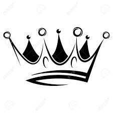 simple crown designs crown drawing pinteres