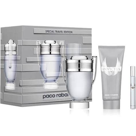 Ori Invictus Paco Rabanne For paco rabanne invictus set edt 100ml edt 10ml sg 100ml for