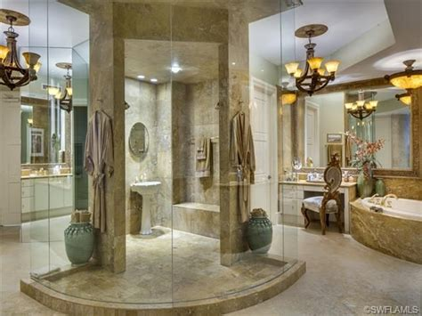 big bathrooms massive large master bathroom walk in shower with it s