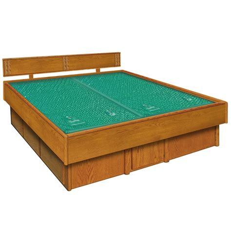 Oak 5 Board Frame Waterbed