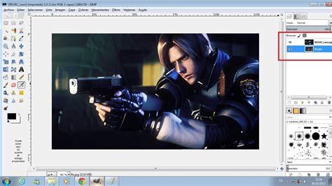 tutorial gimp quitar fondo tutorial gimp recortar imagenes taringa